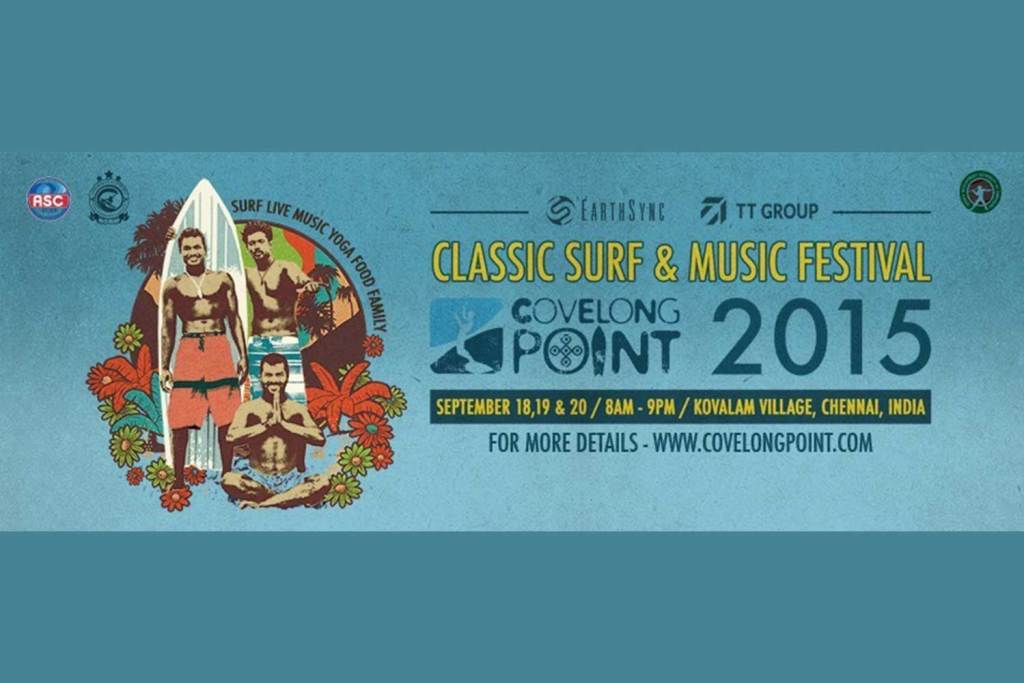 Covelong Point Surf Festival 2015