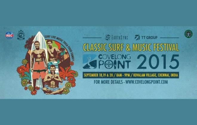 Covelong Point Surf Festival 2015
