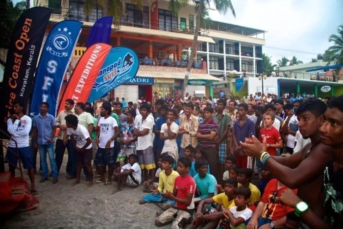 Spice Coast Open – India's First Official Surfing & SUP Event