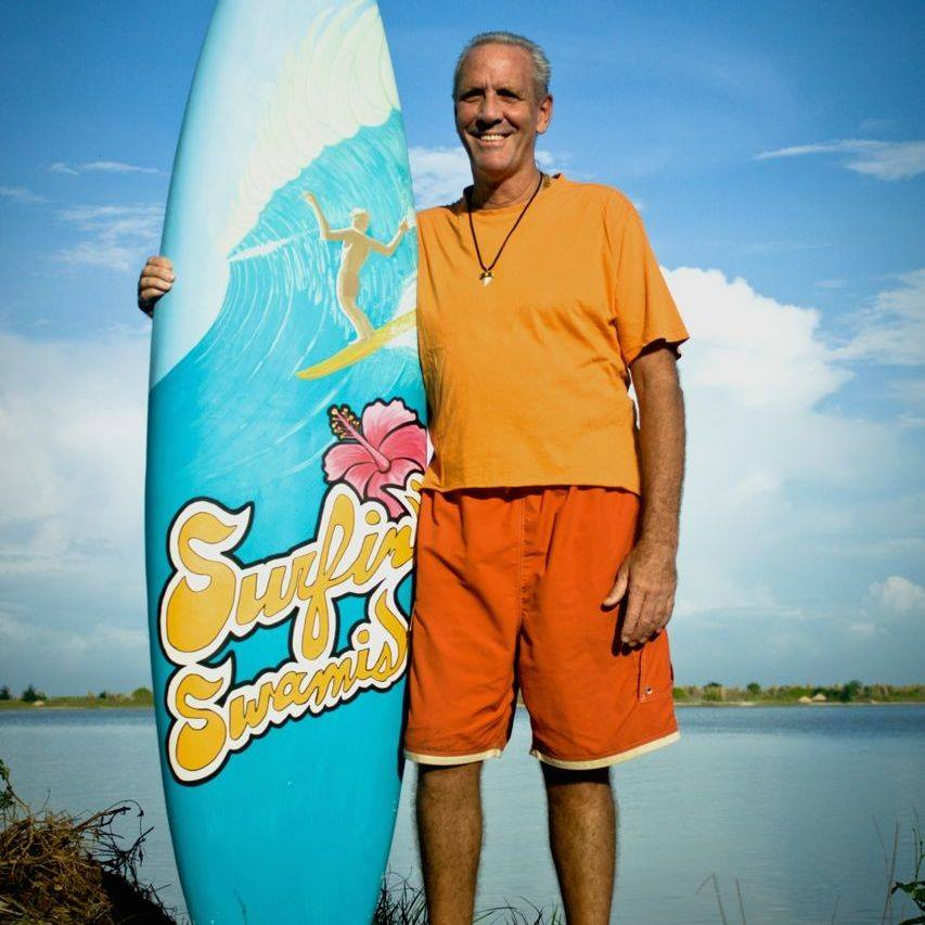 Picture of Surfing Swami
