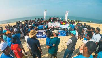 Mantra Beach Cleanup - November 2018
