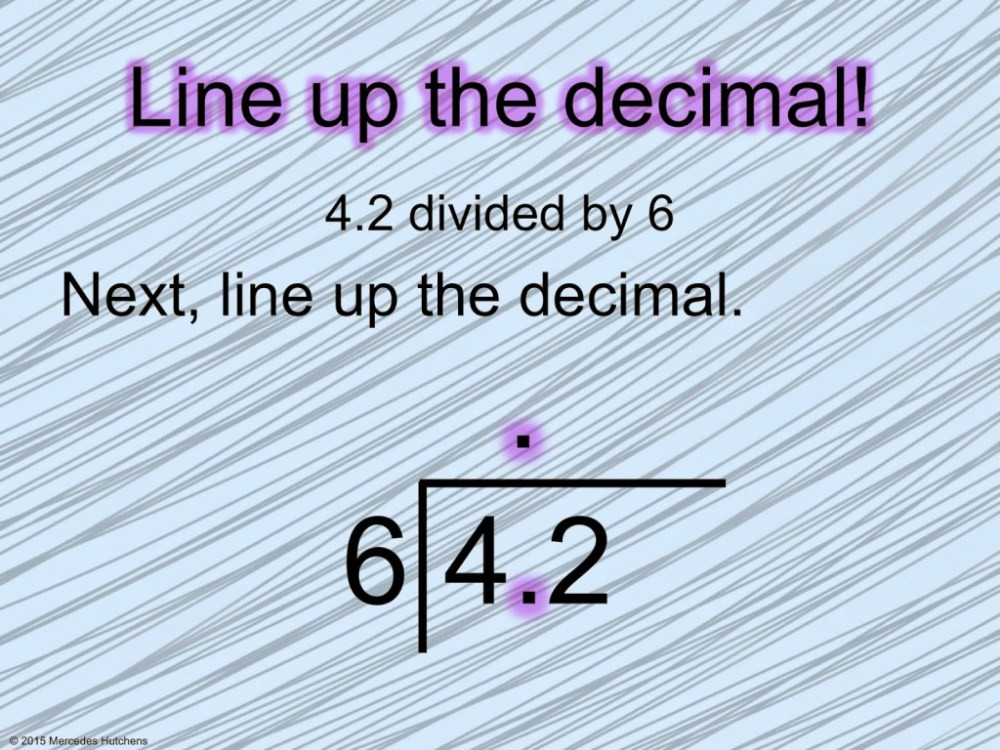 medium resolution of Free Dividing Decimals Worksheets - Surfing to Success