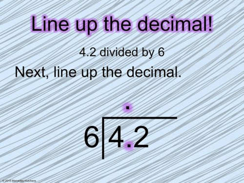 small resolution of Free Dividing Decimals Worksheets - Surfing to Success
