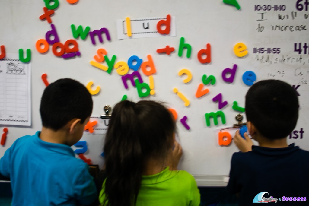 center Short Vowel CVC Words-6