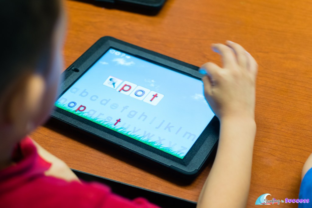 tech Short Vowel CVC Words-23