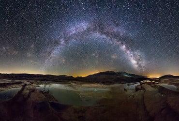 Night Sky in Iran