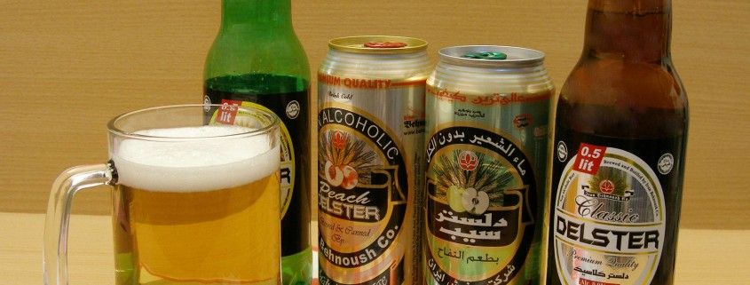 Alcohol free beer in Iran