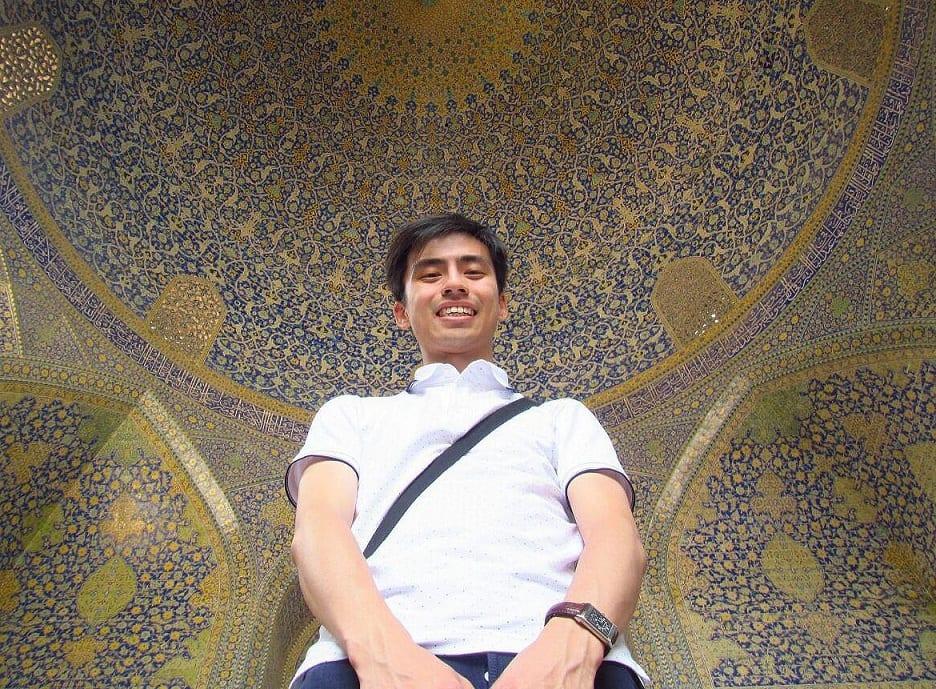 Matt Chan Iran Desert Tour (1)