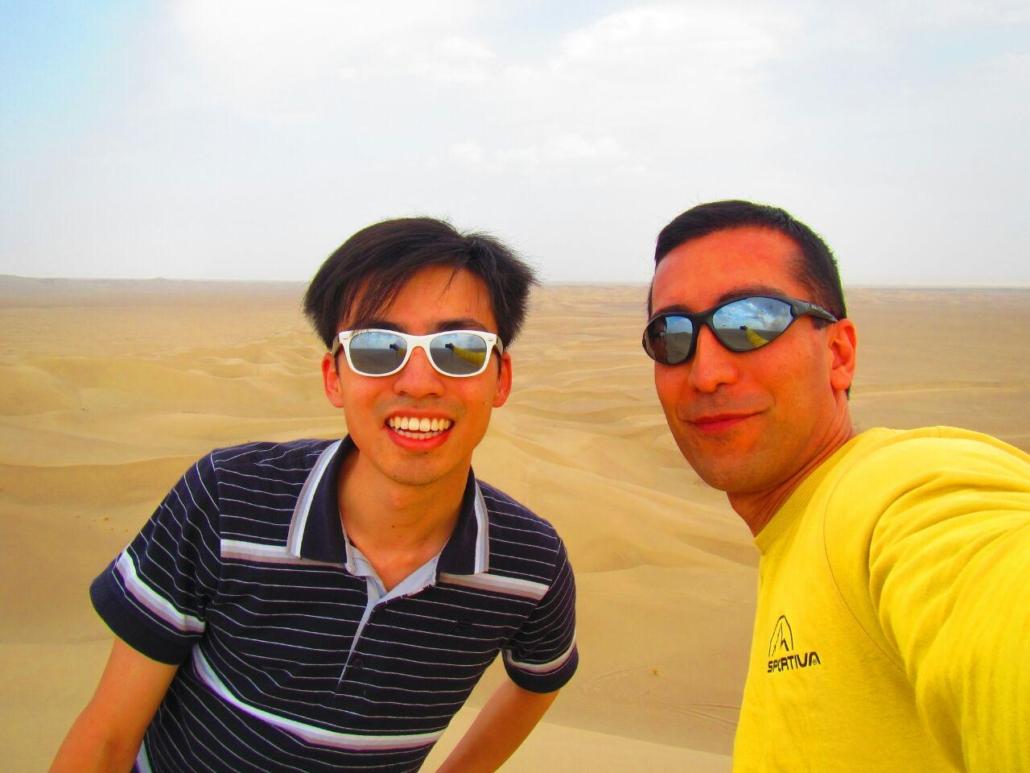 Matt Chan Iran Desert Tour (10)