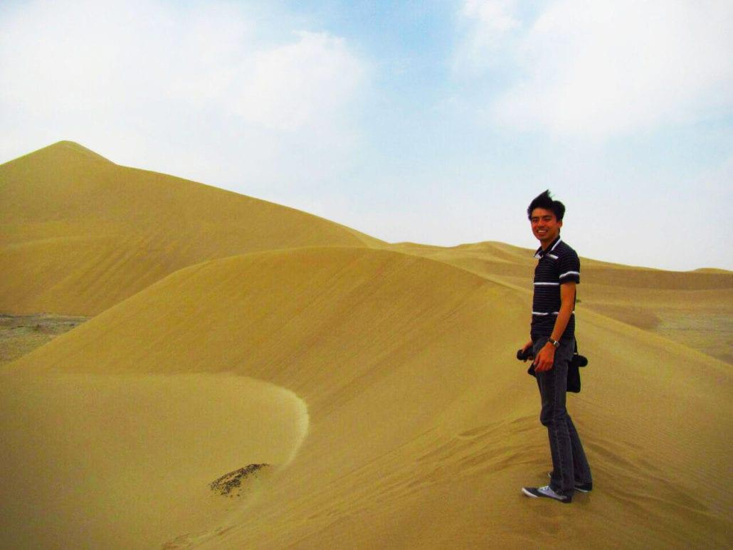 Matt Chan Iran Desert Tour (14)