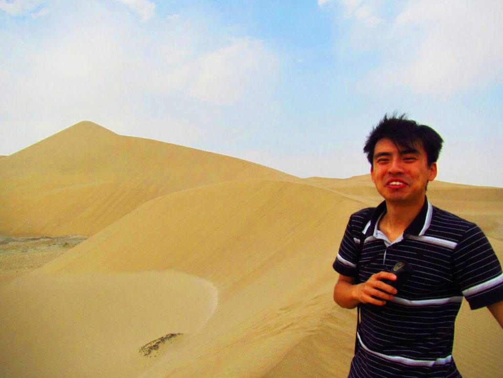 Matt Chan Iran Desert Tour (16)