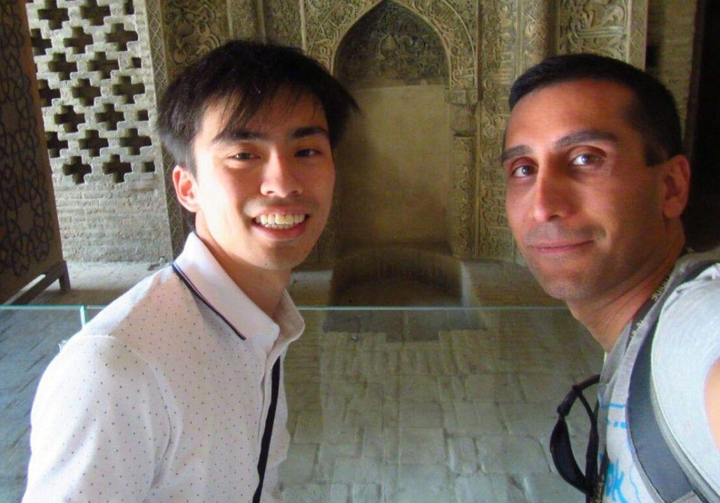 Matt Chan Iran Desert Tour (6)