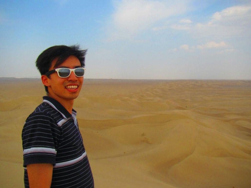 Matt Chan Iran Desert Tour (8)