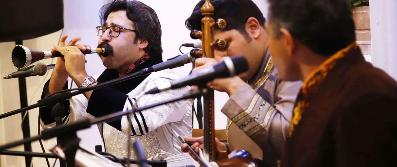 Music In The Air In Bushehr