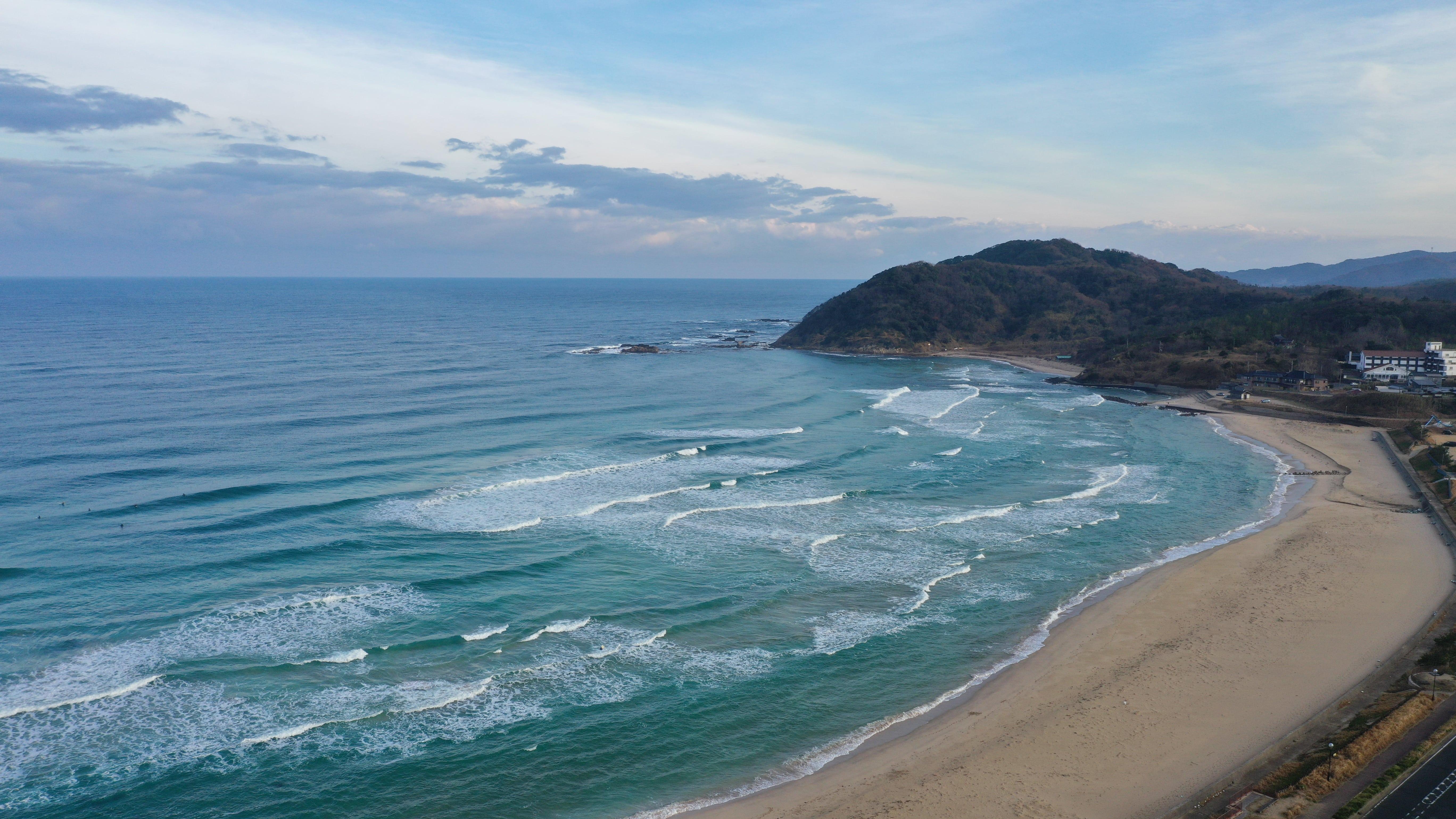 八丁浜(京都)冬のサーフィンレビュー!波の様子や周辺施設・アクセスは?