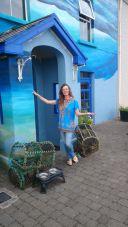 *in Sligo at blue bar