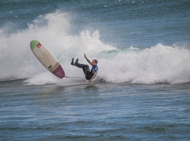 afrontar miedo surf