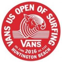 2016 US Open Surf logo
