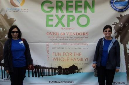 patti-and-sunny-at-green-expo