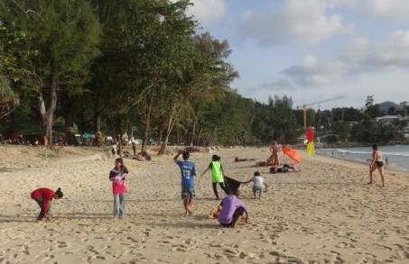 cleanup Surin Beach.9.14