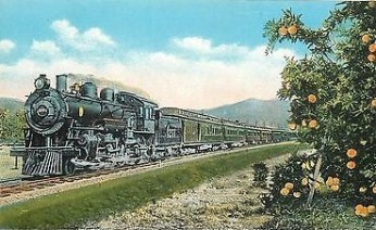 southern-california-santa-fe-train
