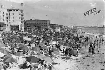 Venice Beach 1920s