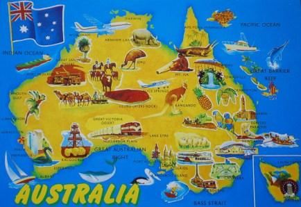 Australia-travelers-map