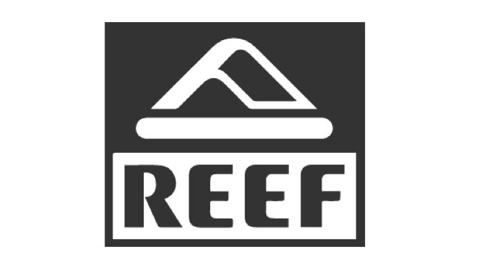 reef リーフ ブランドロゴ メーカー ボードショーツ
