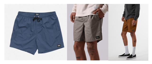 afends baywatch 2019 boardshorts 最新モデル