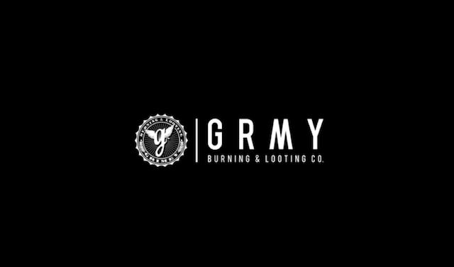 grmy grimey グライミーウェア ブランドロゴ メーカー