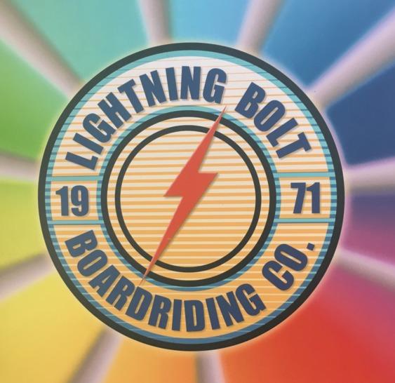lightning bolt ブランドロゴ ライトニング ボルト