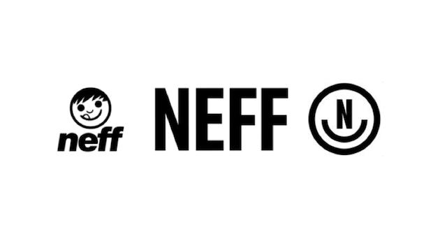 neff ネフ ブランドロゴ シンボル ニコちゃん