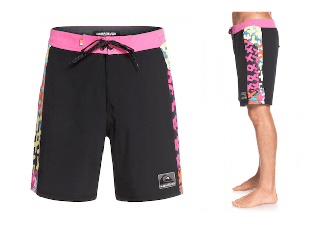 HIGHLINE ARCH POP quiksilver ボードショーツ