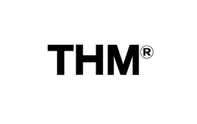 thm thehardman ザハードマン ブランドロゴ トランクス