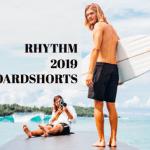 rhythm リズム 2019年 最新モデル ボードショーツ