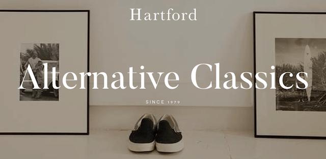 hartford ハートフォード シャツ ボードショーツ ブランド