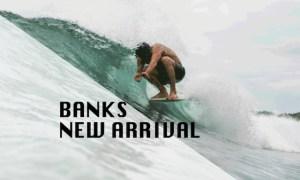 banks 2021 boardshorts