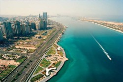 Al Ain SUP Surf Contest   Abu Dhabi United Arab Emirates