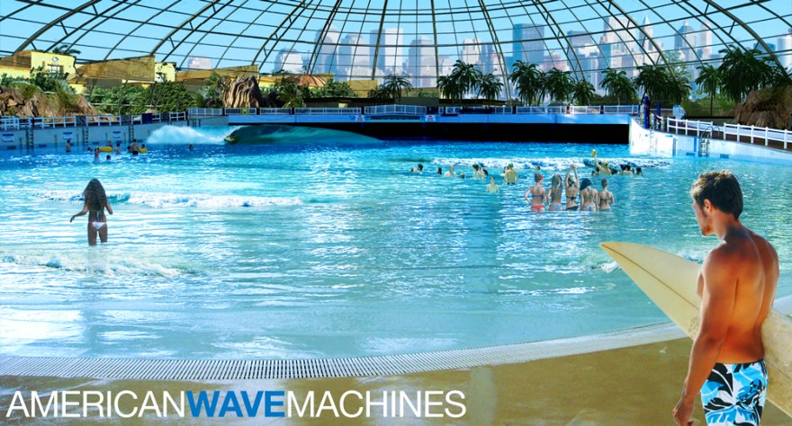 American Wave Machines- American Dream- Meadowlands NJ