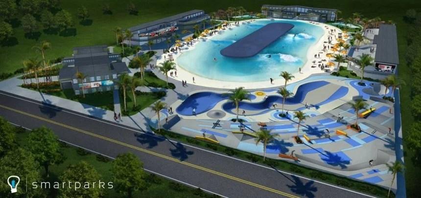 Webber Wave Pools Smartpark | Smorgasboarder Magazine Wave Technology Feature