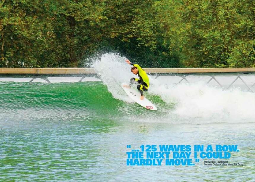 Andrew Ross Wave Park Group | Surf Park Central