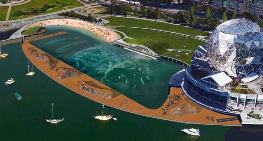 CitySurf Vancouver Surf Park Proposed | Surf Park Central
