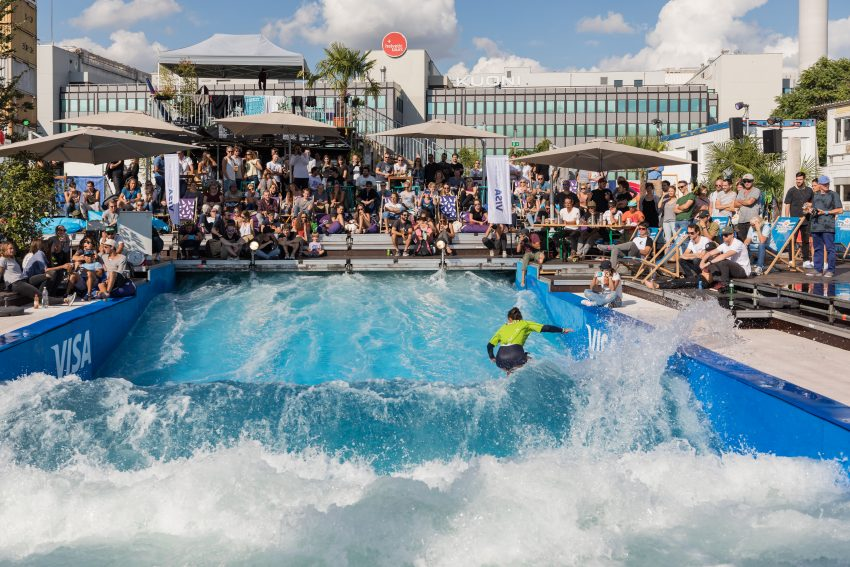 Swiss Wavepool Championships 2017   The Wave Factory Citywave   Surf Park Central