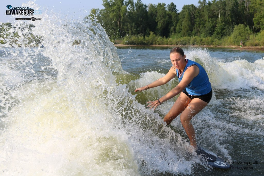 Professional Wakeboard Lessons in Sicamous