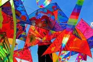 Fly Away to the Outer Banks for the Rogallo Kite Festival | Surf Side Hotel