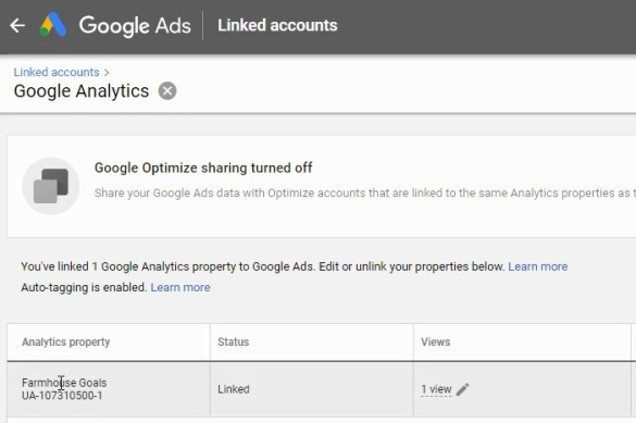 account collegati ad google adwords