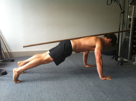 surf pushup