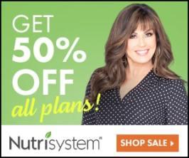 50% Off Nutrisystem