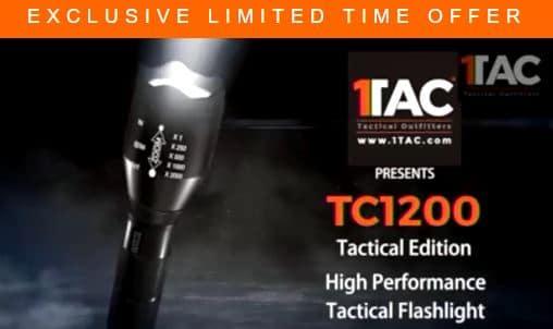 tc1200 flashlight