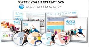 3 Week Yoga Retreat from Beachbody Fitness